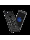 Чехол противоударный Nillkin Defender 4 чёрный на iPhone 7