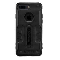 Чехол противоударный Nillkin Defender 4 чёрный на iPhone 7 Plus — Защитный