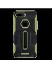 Чехол противоударный Nillkin, Defender 4, зелёный, на iPhone 7 Plus — Прочный