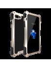 Чехол противоударный R-Just Amira Золотой на iPhone 7 Plus — Сверхпрочный