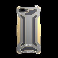 Чехол противоударный R-Just, Gundam, Золотой, на iPhone 7 Plus — Надёжный