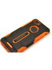 Чехол противоударный Nillkin Defender 4 оранжевый для iPhone 8