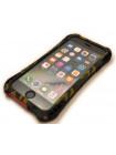 Чехол противоударный R-Just Amira милитари на iPhone 8 — Мощный Бампер
