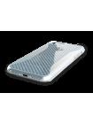 Чехол накладка Ferrari GT Experience Hard Карбон на iPhone 7 — Серебро