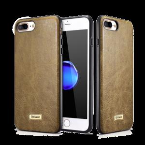 Чехол накладка iCarer Shenzhou Хаки на iPhone 7 Plus