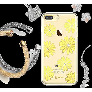 Чехол накладка Kingxbar Морской цветок на iPhone 7 Plus