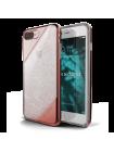 Чехол накладка X-Doria Revel Lux Розовое Золото на iPhone 7 plus — Необычная