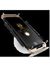 Чехол противоударный Ginmic Solies Чёрный на iPhone 7 Plus — Антиударный