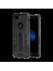Чехол противоударный Nillkin, Defender 4, чёрный, на iPhone 7 Plus — Защитный