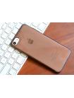 Чехол накладка Baseus Simple на iPhone 7 — Силиконовая прозрачная