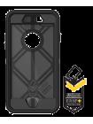 Чехол противоударный Otterbox, Defender, на iPhone 7 — Чёрный