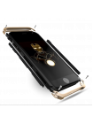 Чехол противоударный Ginmic solies silver blue на iPhone 7 — Синий