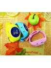 Детские часы GPS, Wonlex GW300S, желтые