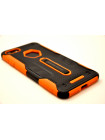 Чехол противоударный Nillkin, Defender 4, на iPhone 7 — Оранжевый