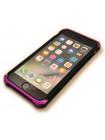 Чехол противоударный Ginmic, Solies, фиолетовый, на iPhone 7 — Прочный
