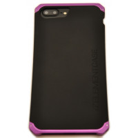 Чехол противоударный Ginmic Solies Фиолетовый на iPhone 7 Plus — Защитный