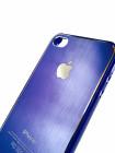 Чехол накладка SGP Satin Silver небесная на iPhone 4 — 4s