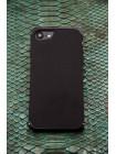 Чехол противоударный Ginmic solies, чёрный для iPhone 7