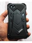 Чехол противоударный R just, Armor, чёрный, для iPhone 7