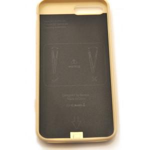 Чехол аккумулятор Baseus Белый для iPhone 8 Plus
