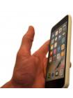 Чехол аккумулятор Baseus, Белый, для iPhone 8 Plus