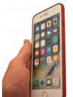 Чехол накладка POLO RACQUET CLUB Bohemia красная для iPhone 8 Plus