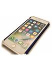 Чехол противоударный Ginmic Solies синий для iPhone 8 Plus