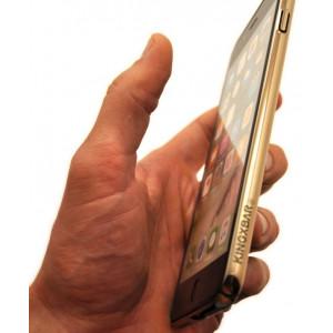Чехол накладка Kingxbar Twinkling золотая луна для iPhone 8 Plus