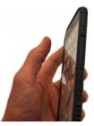 Чехол противоударный Nillkin Defender 4 чёрный для iPhone 8 Plus