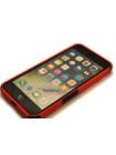 Чехол противоударный Nillkin Defender 4 красный для iPhone 8 Plus