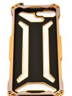 Чехол противоударный R-Just Gundam золотой для iPhone 8 Plus