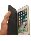 Чехол книжка TOTU Touch чёрный для iPhone 8 Plus