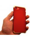 Чехол противоударный Ginmic Solies, красный для iPhone 8