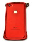 Чехол противоударный Luphie Alien X1, красный для iPhone 8