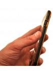 Чехол для беспроводной зарядки Nillkin N-Jarl Чёрный для iPhone 8