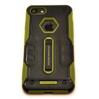 Чехол противоударный Nillkin Defender 4, зелёный для iPhone 8