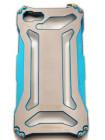 Чехол противоударный R-Just Gundam, синий для iPhone 8