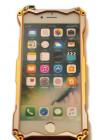 Чехол противоударный R-Just Gundam, золотой для iPhone 8
