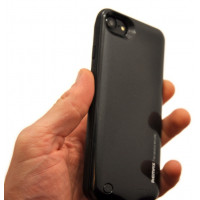 Чехол аккумулятор Remax Energy Jacket, чёрный для iPhone 8