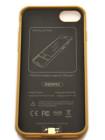 Чехол аккумулятор Remax Energy Jacket, золотой для iPhone 8