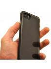 Чехол противоударный, чёрный Rock Guard для iPhone 8