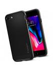Чехол противоударный SPIGEN Neo Hybrid 2, тёмно-серый для iPhone 8