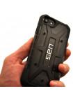 Чехол противоударный UAG, чёрный для iPhone 8