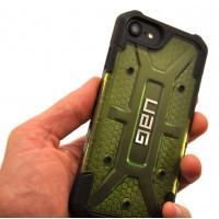 Чехол противоударный UAG, зелёный для iPhone 8