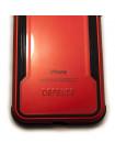 Чехол противоударный, красный X-Doria Defense Shield для iPhone 8