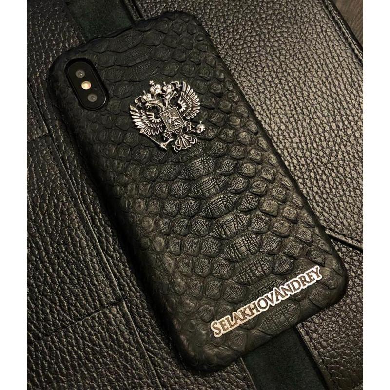 Эксклюзивный, именной чехол, Mobcase 507, для iPhone X, XS