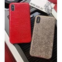 Премиум чехол, кожаный Mobcase 520, для iPhone X, XS
