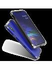 Чехол противоударный Ginmic, Solies, синий, для iPhone X