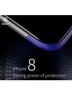 Чехол накладка прозрачная Baseus Armor Case для iPhone X
