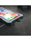 Чехол противоударный R Just, Gundam, Three Proof, синий | для iPhone X